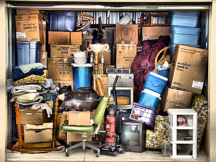 pack out clearance deceased estate gold coast